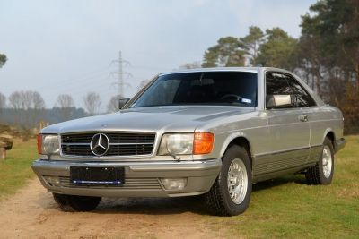 500 SEC Coupe