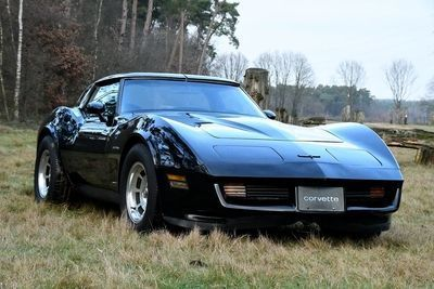 Corvette C3 Targa Crossfire Injection