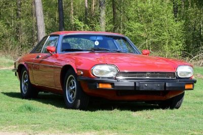 XJS Coupe V8 automatic
