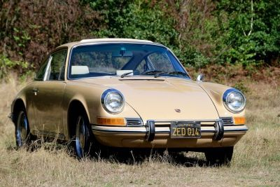 912 Sunroof Coupe