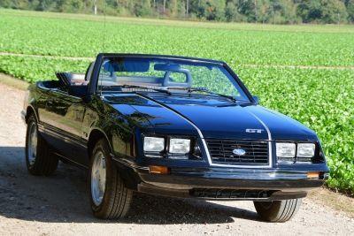 Mustang 5.0 GT Convertible