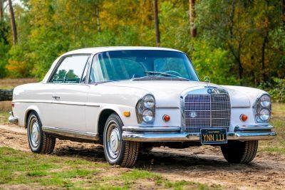 280 SE Coupe (W111)