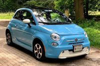 Fiat 500E Elekctrique