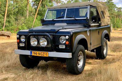Santana 88 V8 Convertible