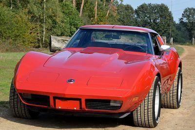 Corvette C3 Targa