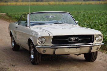 Mustang V8 Convertible 289 V8