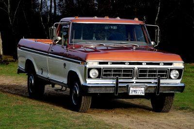 Pick-Up F250