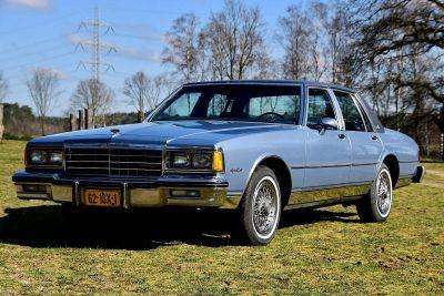 Caprice Classic Sedan