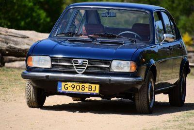 Alfa-Sud 5M Super Sedan