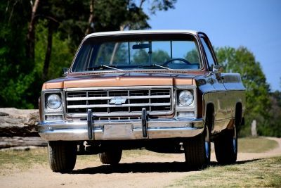 C10 Pick-Up Big 10