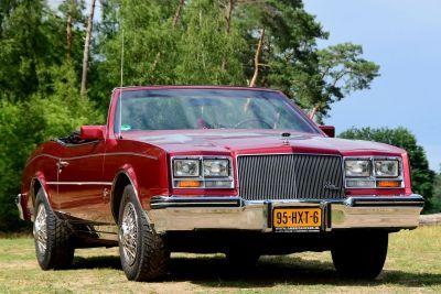 Buick Riviera 5.0 V8 Convertible