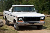 Ford F250 V8 Pick-Up