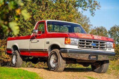 Ford F150 Pick-Up 4x4 V8