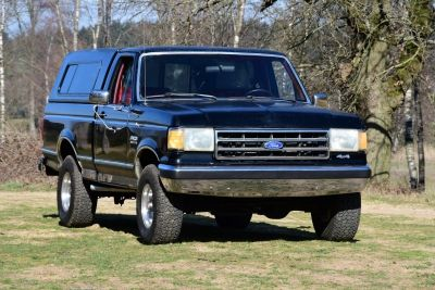 Ford F150 Shortbed Pick-Up 5.0 V8 automatic 4x4