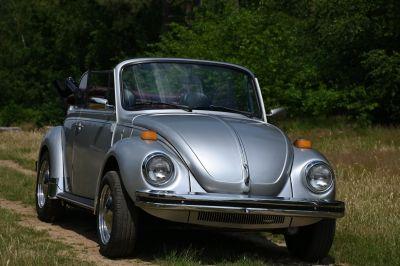 Volkswagen Bug Karmann Convertible