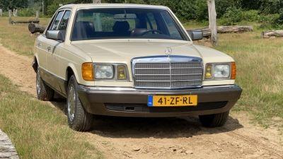 Mercedes-Benz 380 SEL Sedan (W126)