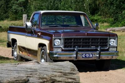 Chevrolet C10 454 V8 Pick-Up