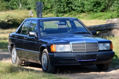 Mercedes-Benz 190 Diesel Sedan (W201)