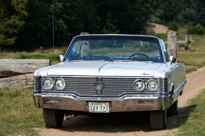 Chrysler Imperial le Baron 440 Convertible