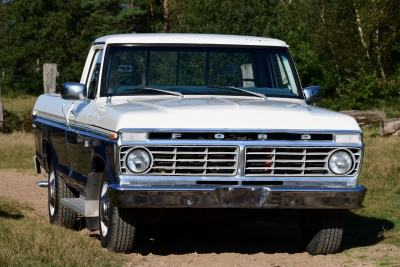 Ford F250 Pick-Up